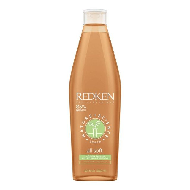 Redken N+S All Soft Sampon 300ml
